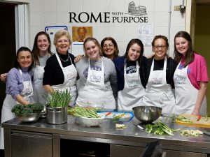 Cooking classes with Italians