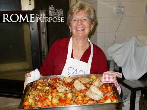Italian cooking classes with Debbie